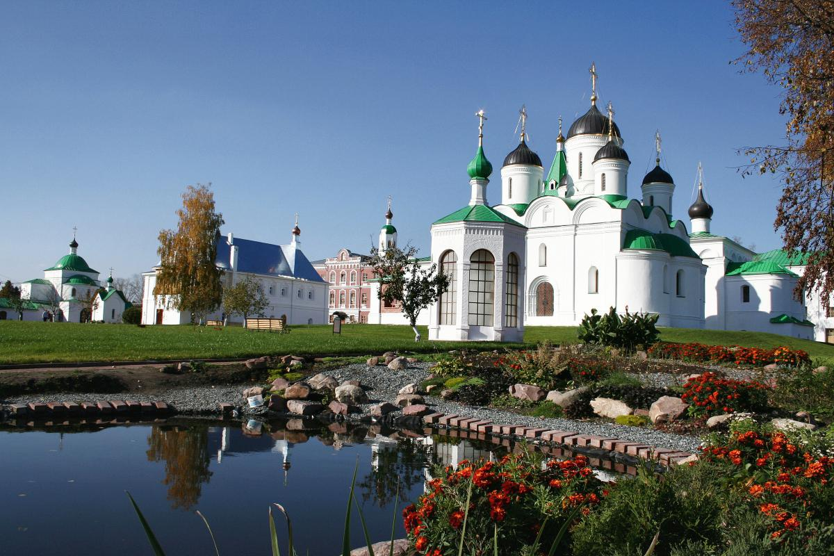 Муром-Дивеево-Саранск с выездом из Саратова