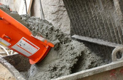 Прочность — главное свойство бетона